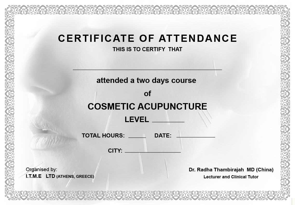 cosmetic-acupuncture-certificate